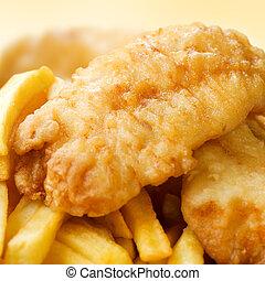 fish, チップ