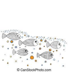 fish, 変形