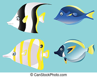fish, 漫画