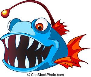 fish, 特徴, 漫画