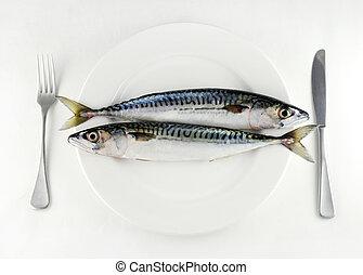 fish, 食べなさい, もっと