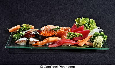 Fish and seafood to your table! Bon Appetit!