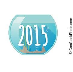 fish bowl year 2015 design