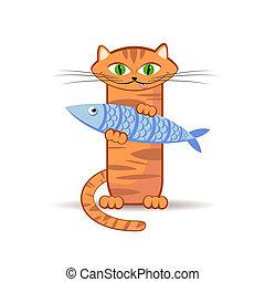 fish, chat