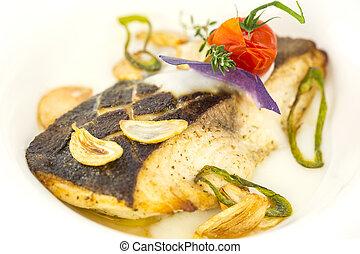 fish, cotto