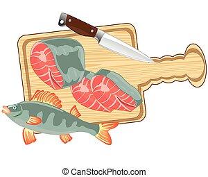 fish, cuisine
