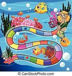 fish, gioco