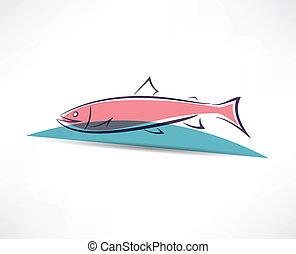 Fish icon.