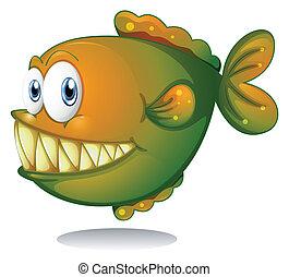 Fish - Ilustration of a fish
