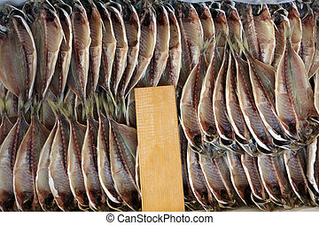 fish in japanese market