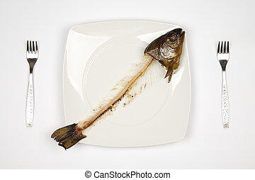 fish, mangiato