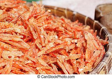 fish, market., 乾きなさい, tai, seafood., kong., o, hong