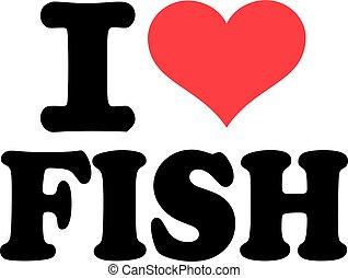 fish, miłość