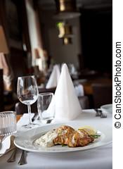 fish, ristorante