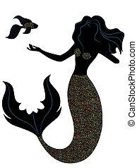 fish, syrena
