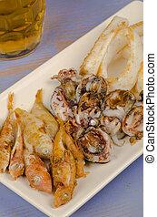 Fish tapa