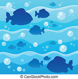 Fish theme image 8