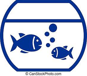 fishbowl, fish