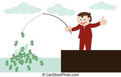 Fisherman money