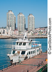 Fisherman Wharf Dalian. - Fisherman Wharf (Yu Ren Ma Tou)....