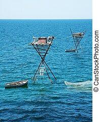 Fisherman?s towers.
