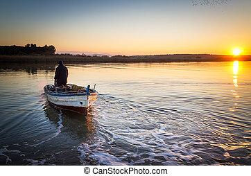 Fisherman's virtues