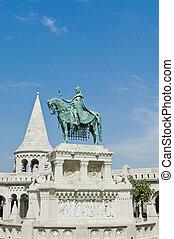 Palace Hill at Budapest, Hungary
