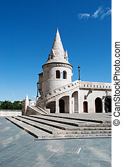 fishermen's Bastion