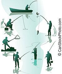 Fishing and angling