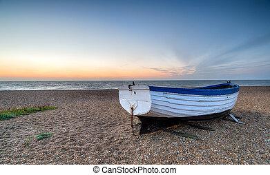 Fishing Boat at Aldeburgh