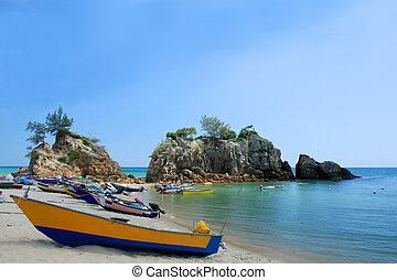 fishing boat park