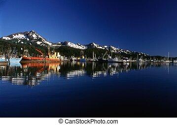 Fishing Boats, Alaska