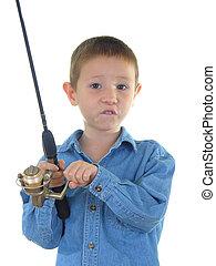 Fishing Boy Three