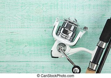 fishing equipment for feeder fishing