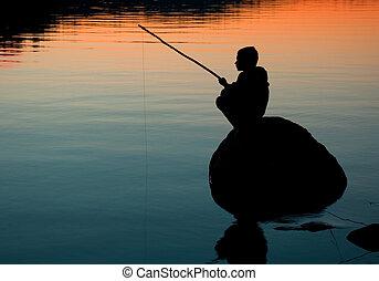 Fishing - fishing