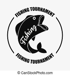 fishing icon design,vector illustration eps10 graphic