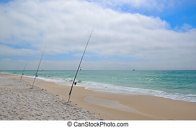 Fishing in the Gulf of Mexico, FL