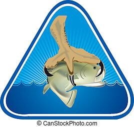 fishing logo