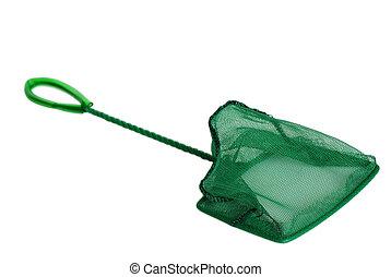 Fishing net isolated