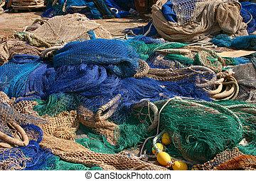 Fishing Nets Calpe - 1