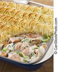 Fishmongers Pie