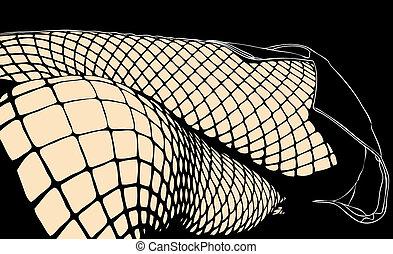 fishnets, 2