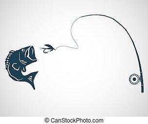 fisk flyv