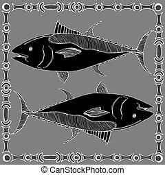 fiskarna, horoskop signera