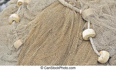 fiske net