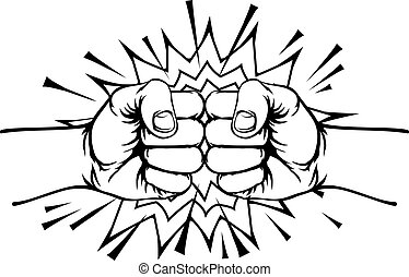 Fist Bump Punch