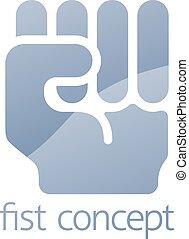 Fist Concept