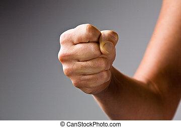 Fist - .