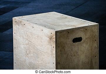 fit box - Closeup image of fit box