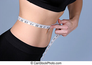 Fit - Measuring the waist
